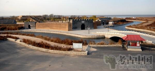 辽宁省全国重点文物保护单位(第六批18处):西炮台遗址