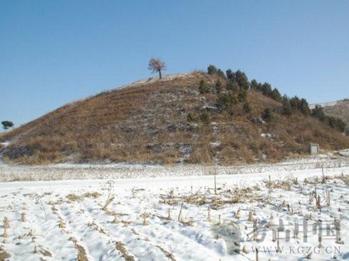 辽宁省全国重点文物保护单位(第七批75处):团山遗址