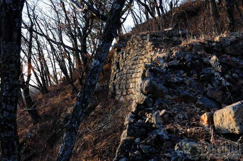 辽宁省全国重点文物保护单位(第七批75处):高俭地山城