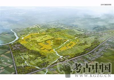 杭州将用10年时间建大型良渚国家考古遗址公园