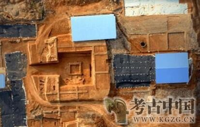 南昌汉代海昏侯国遗址博物馆已开工 计划明年开馆