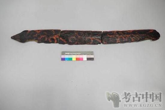 中国出土最大的漆翣保护修复工作基本完成