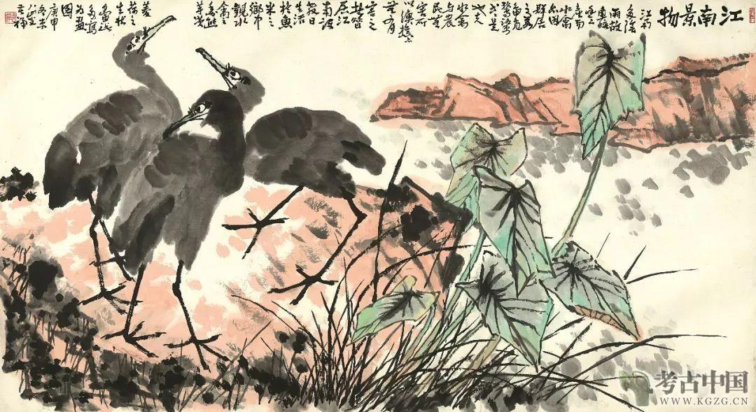 法古禅心——纪念李苦禅诞辰120周年艺术展