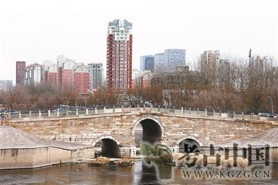 北京573岁的八里桥今年拟启动修缮