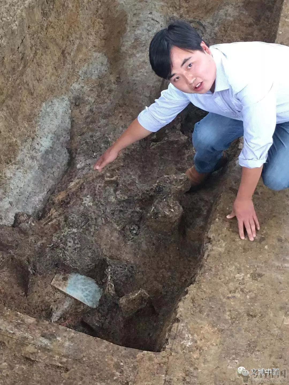 2 湖北沙洋城河新石器时代遗址