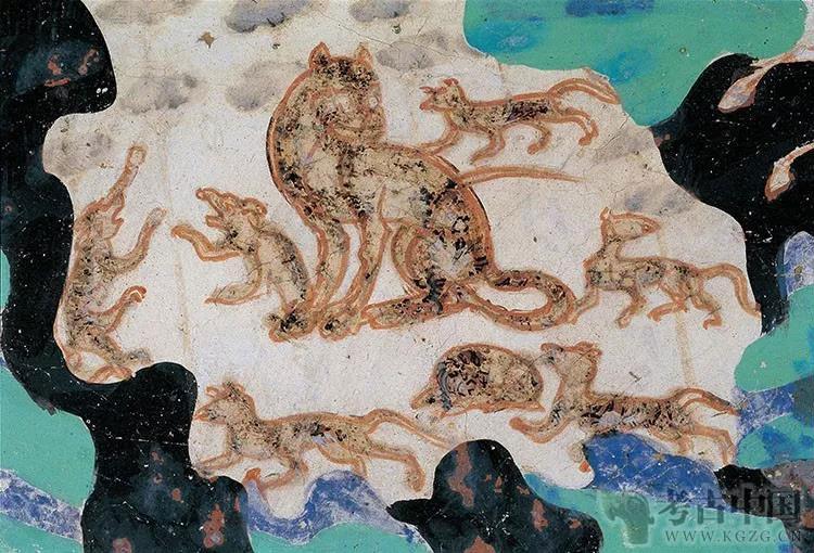 """徐雪:敦煌石窟里的丝路""""动物世界""""——万物有情 善待生命"""