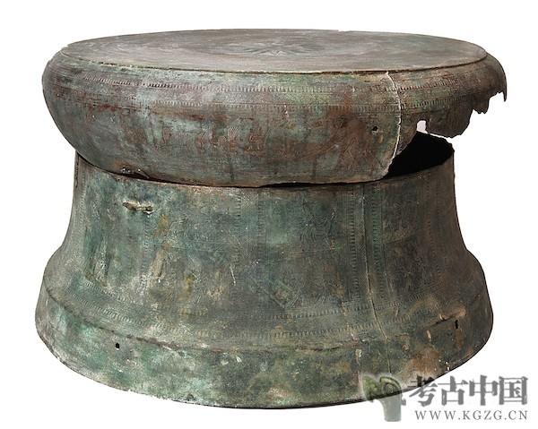 """杨菊:从六件西南青铜重器,看《史记》中""""王的盛宴"""""""